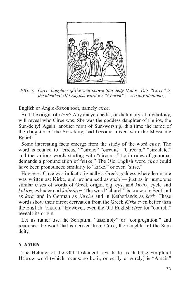 Scripture research